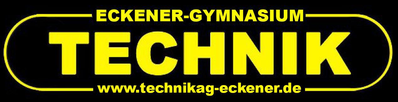 Willkommen auf der Seite der Technik AG des Eckener Gymnasiums